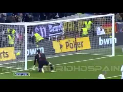 Real Madrid 4-1 Athletic de Bilbao | Liga BBVA 11/12 | All Goals 22/01/2012 Audio COPE