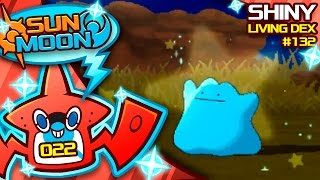 14 MONTHS!! SHINY DITTO!! Reclaim from Fail! Quest For Shiny Living Dex #132 | Shiny #22
