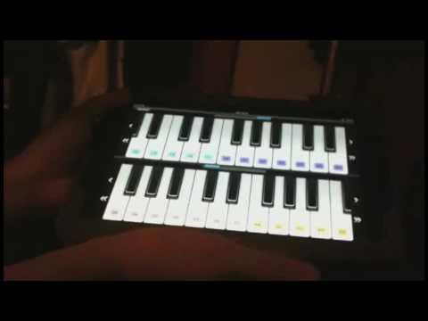 Virtuoso Piano 2 HD App Review iPad