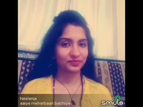 Aaiye Meherbaan | Movie - Howrah Bridge | by Neelanja