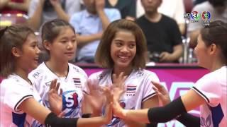 Thailand vs Brazil - Volleyball World Grand Prix 2017 #WGP2017