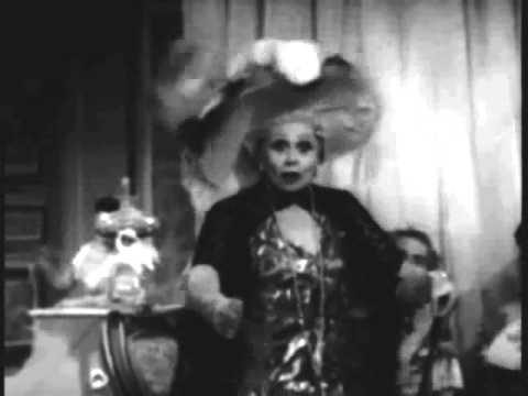 """Dercy Gonçalves em Polca,1958. """"Tome Polca"""""""
