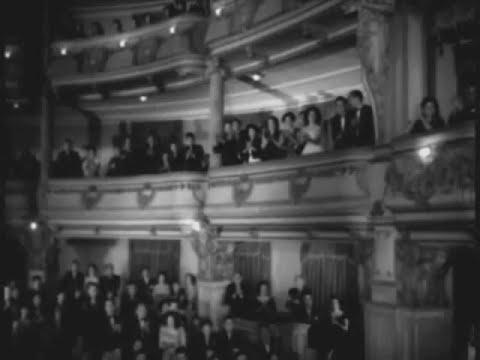 Dercy Gonçalves em Polca,1958.