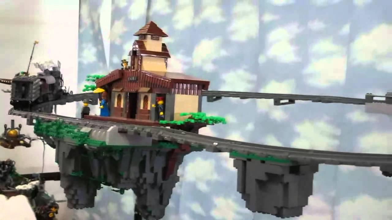 Lego Steampunk Train Steampunk Lego Train