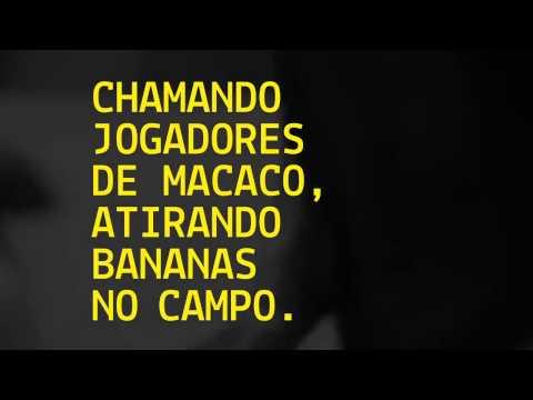 Neymar Jr   We are all Monkeys Somos todos MACACOS