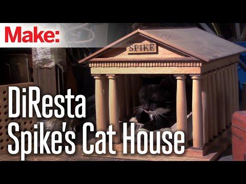 DiResta: Spike's CatHouse