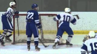 Minnetonka  HS Hocky  vs  STA @ Pagel Dec 2014   Watch in HD!