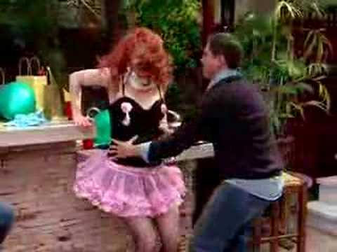 MADtv - weird strip dancing