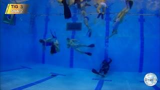 Ζωντανή ροή Underwater Rugby Greece