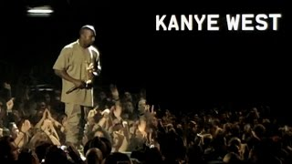Kanye West Booed at the VMAs