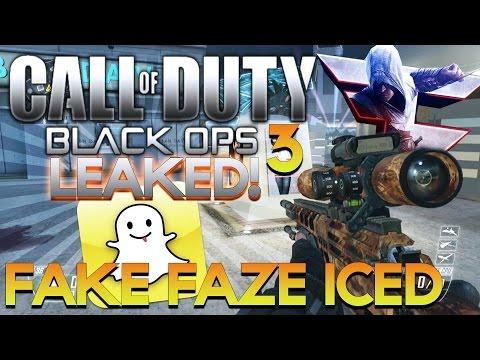 Call of Duty: Black Ops 3 Leaks, Fake FaZe Iced Situation, OpTic Karma - Red Scarce