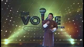 The Voice of Bhutan - SEASON 1, (1st EPISODE)