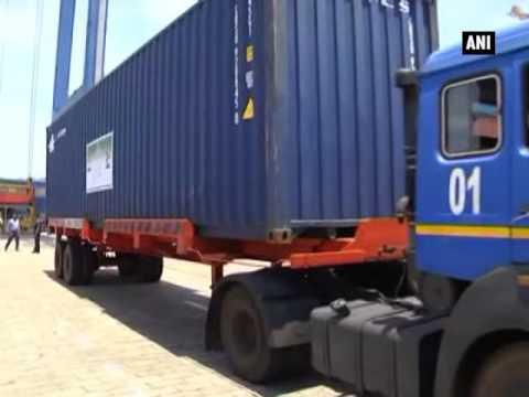 Nepal to route exim cargo through Vizag port - ANI News