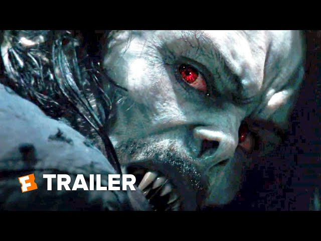 Morbius Teaser Trailer #1 (2020) | Movieclips Trailer thumbnail