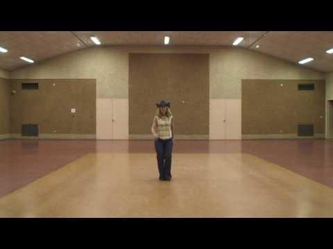 """Chorégraphie de Séverine FILLION ( France ) Musique """" Cheaha mountain """" by Johnathan East danse en ligne 44 temps , 2 murs fiche des chorégraphies sur :http:..."""