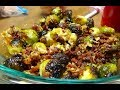 Recipe For The Best Brussel Sprouts You Will Ever Taste