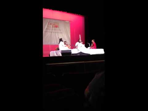 Yesudas Classical Concert- July 2014- Raritan Valley Community College