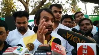Tejashwi bungalow not luxury hotel, ask officials on renovation cost: Tej Pratap