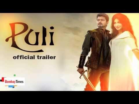 Puli – Official Teaser Review – Vijay, Sridevi , Sudeep, Shruti Haasan, Hansika Motwani Photo Image Pic