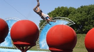 THE BEST WIPEOUT FAILS || TRY NOT TO LAUGH || 3