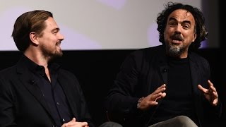 Leonardo DiCaprio on The Revenant at Q&A with Alejandro Gonzalez Iñárritu