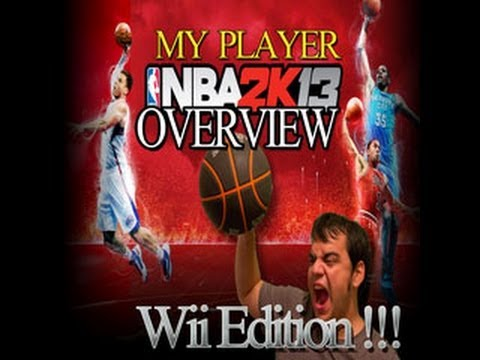 NBA 2K13 My Player Wii Review
