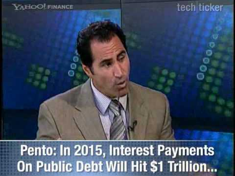 America's Ticking Debt Bomb: Like Greece, Only Worse - Michael Pento