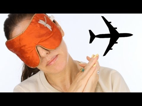 My Beauty Regime on Long Haul Flights