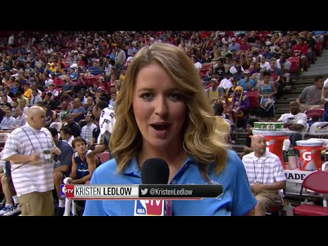 Kristen ledlow basketball