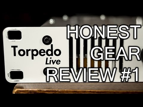 Honest Gear Reviews  #1 - Torpedo Live Digital Loadbox for guitar