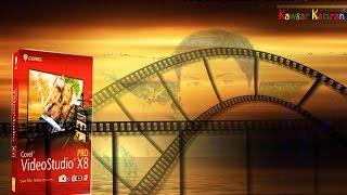 Video Editing Tutorial #1 In Bangla / Basic of Corel video studio x9