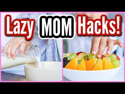 Lazy Parent Breakfast Ideas & Hacks