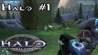 Halo (1/3) Halo: Combat Evolved Campaña