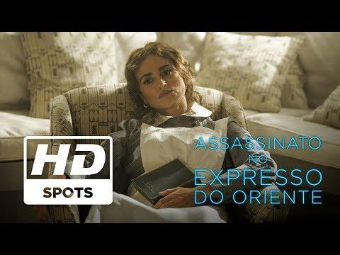 Assassinato no Expresso do Oriente | Spot Oficial 2 | Legendado HD | Hoje nos cinemas