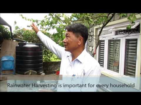 Rainwater Harvesting by Gajendra Singh Pun