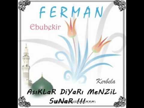 Ebubekir ÇAYIR - Yarey Yarey abdulbaki sultanım
