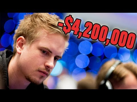 How This Crazy Swede Lost $4,200,000 In ONE DAY