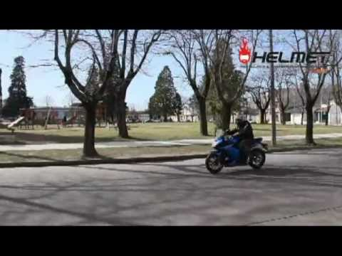 Yamaha XJ6 Diversion F - Test Ride