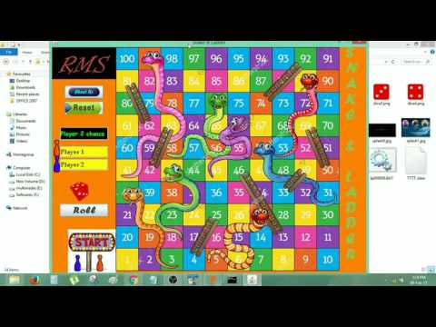 Download Java Source code - Snake and ladders, Ludo, TicTacToe etc.. FREE! github