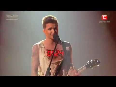 EUROVISION 2017 - UKRAINE - O.Torvald - Time