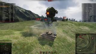Tiger 131, Вестфилд, Стандартный бой