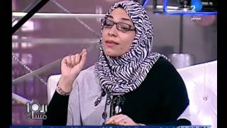 المتحدثة باسم الصوفية..الشيخة صباح دى واحده نصابة..والصوفيون أولياء الله