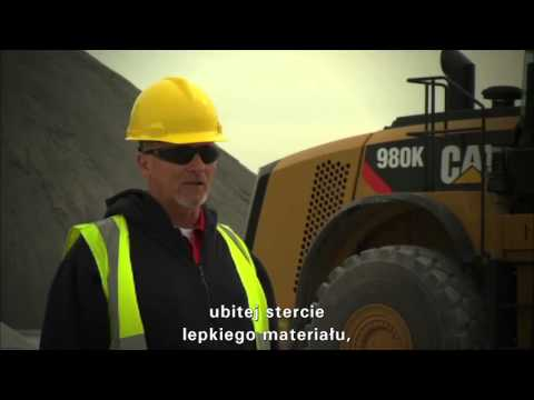 Cat K Series, Load-Sensing Hydraulics (POLISH)