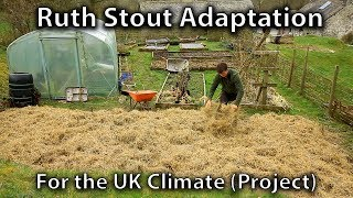 New Project: Adapting the Ruth Stout Method for the UK Climate