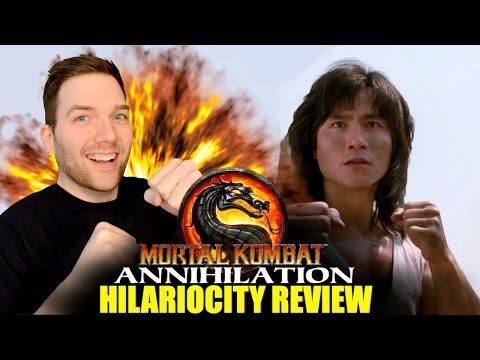 Mortal Kombat: Annihilation - Hilariocity Review