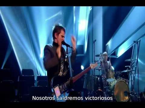 Muse - Uprising -  Later With Jools Holland - Subtitulos Letra En Español video