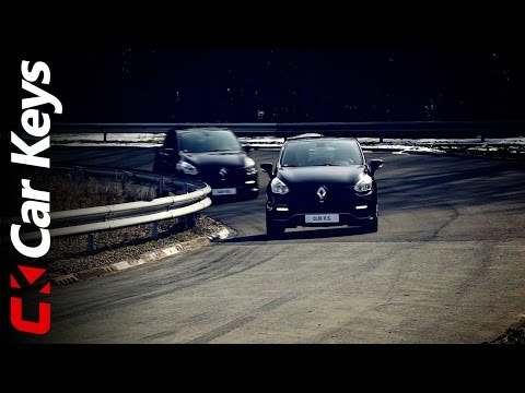 New Renault Clio RS first drive - MotorTorque.com