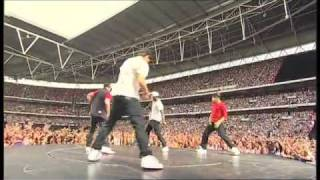 Justin Bieber - Baby - Live @ Wembley Stadium London June 06, 2010