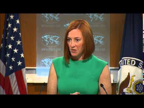 Daily Press Briefing: July 2, 2014