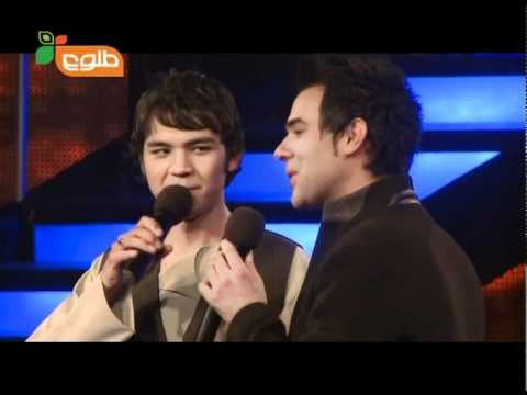 AFGHAN STAR - AFGHAN STAR   S7   TOP 02   16 03 2012 WEBSITE AFGHAN STAR YOUTUBE
